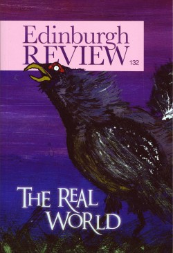 Front cover for Edinburgh Review 132 The Real World