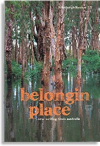 Cover for Edinburgh Review 122 Belogin Place Australia